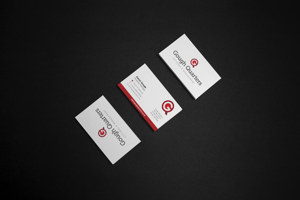 Estate Agent Business Card