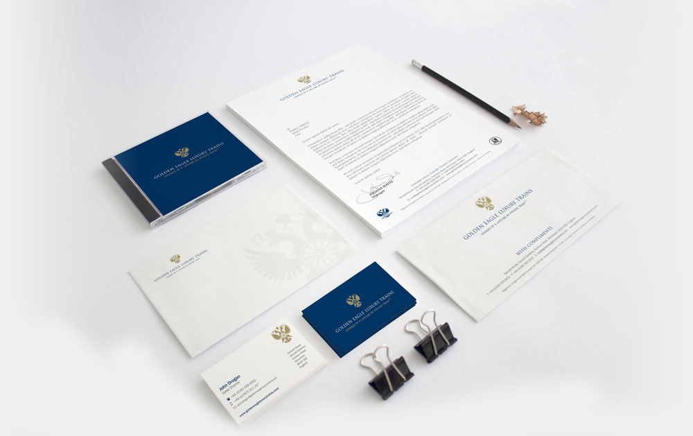 business stationery design make your business card something special