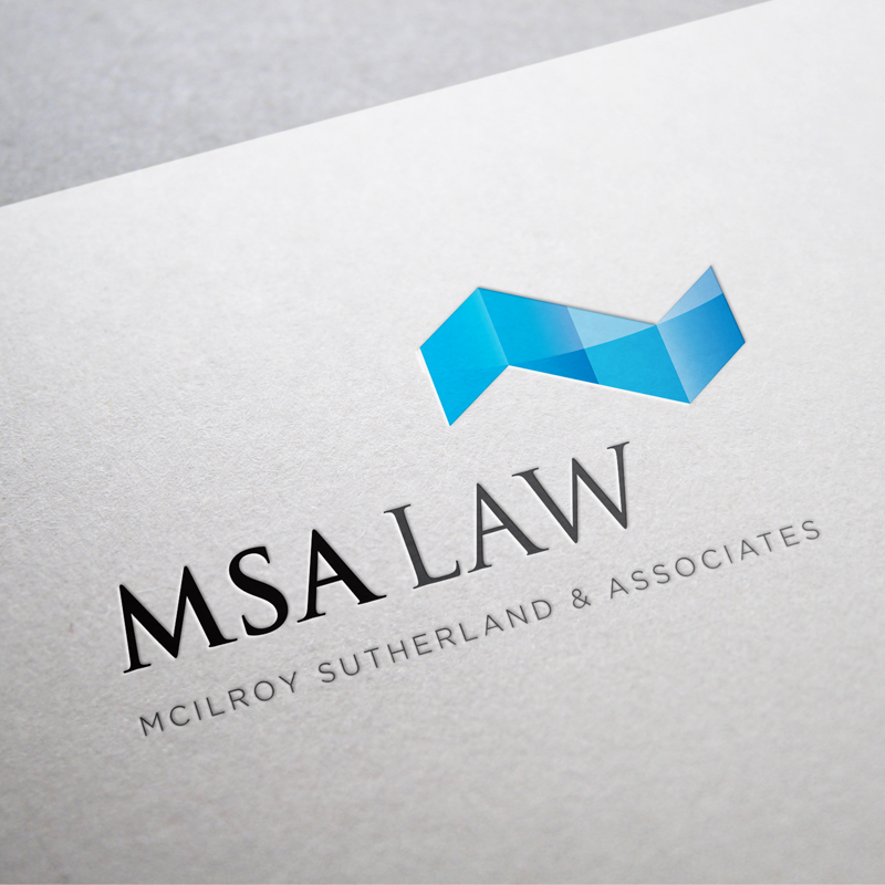 Manchester Law Firm Logo Designers Up North