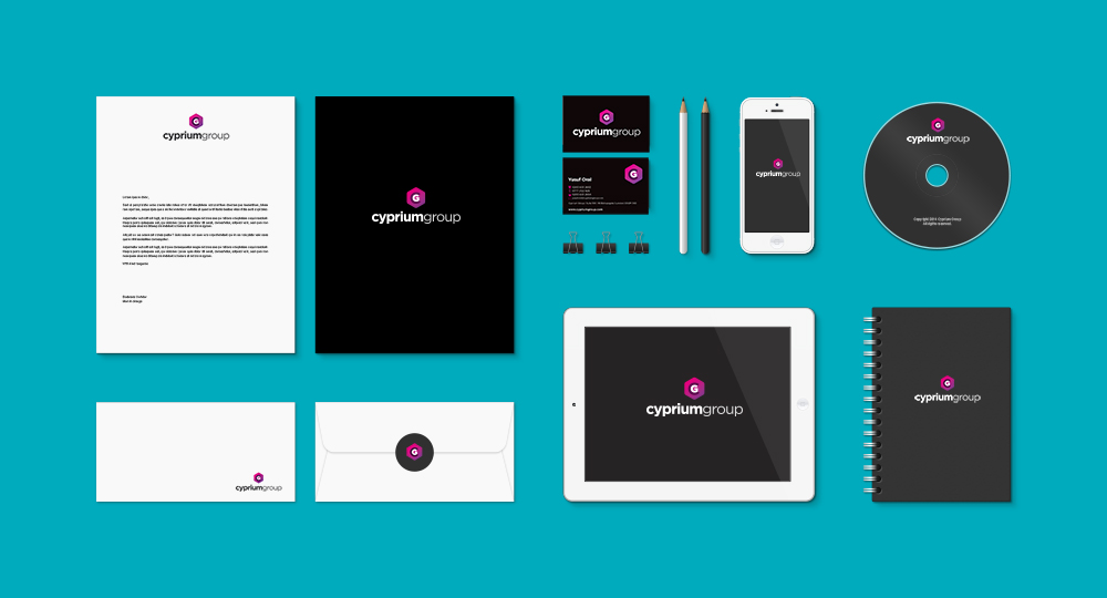 branding for cyprium group