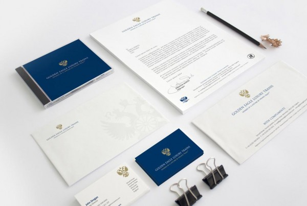 Luxury Holiday Company Branding Project