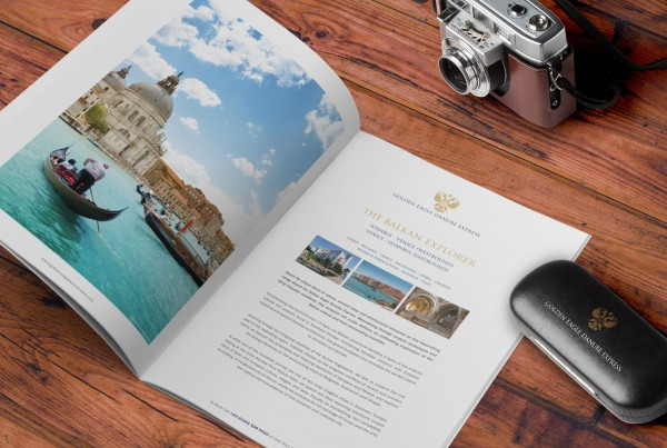 Danube Express Travel Brochure