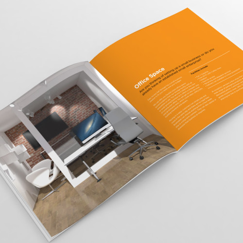 Self Storage Brochure