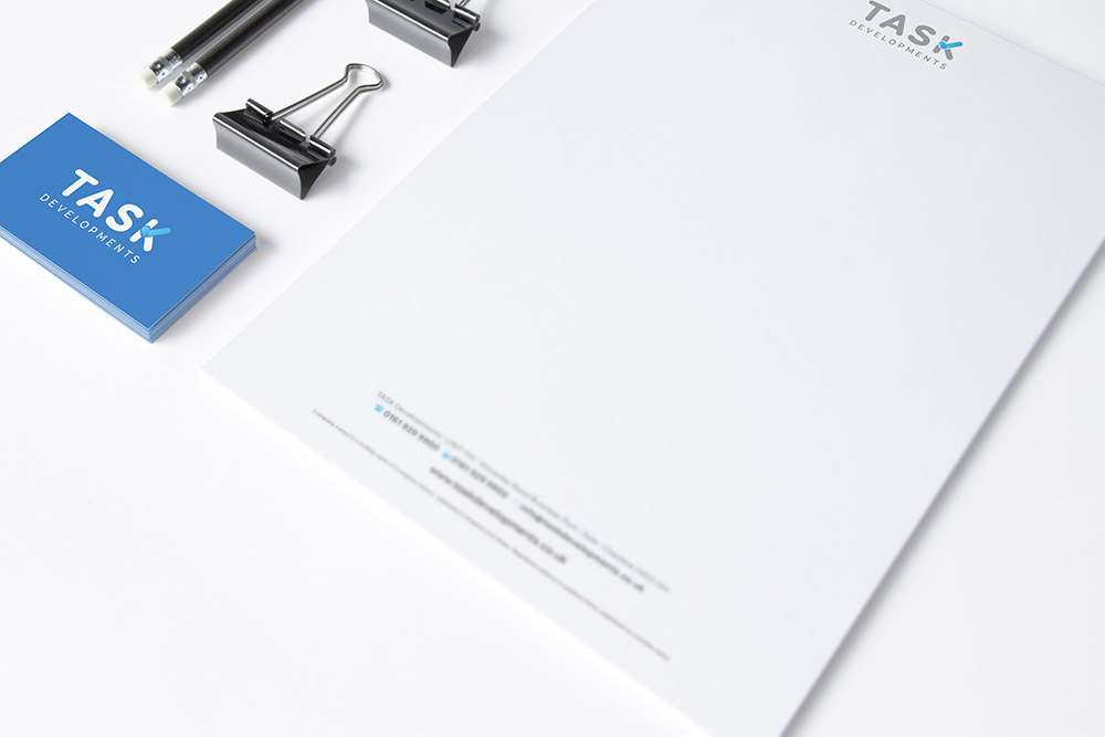 construction stationery design