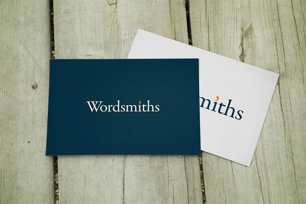 Business Card for Copywriter