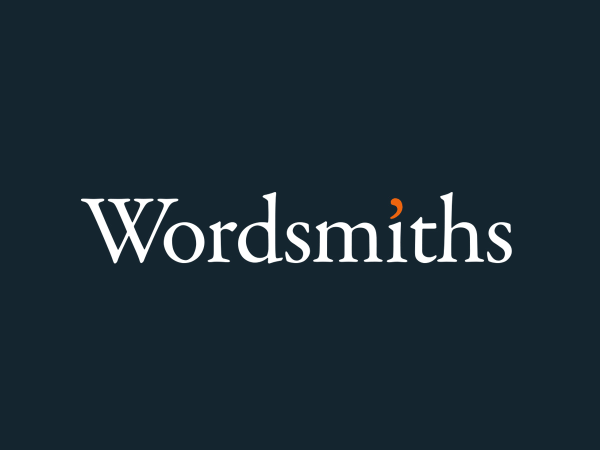 Wordsmiths Logo Design