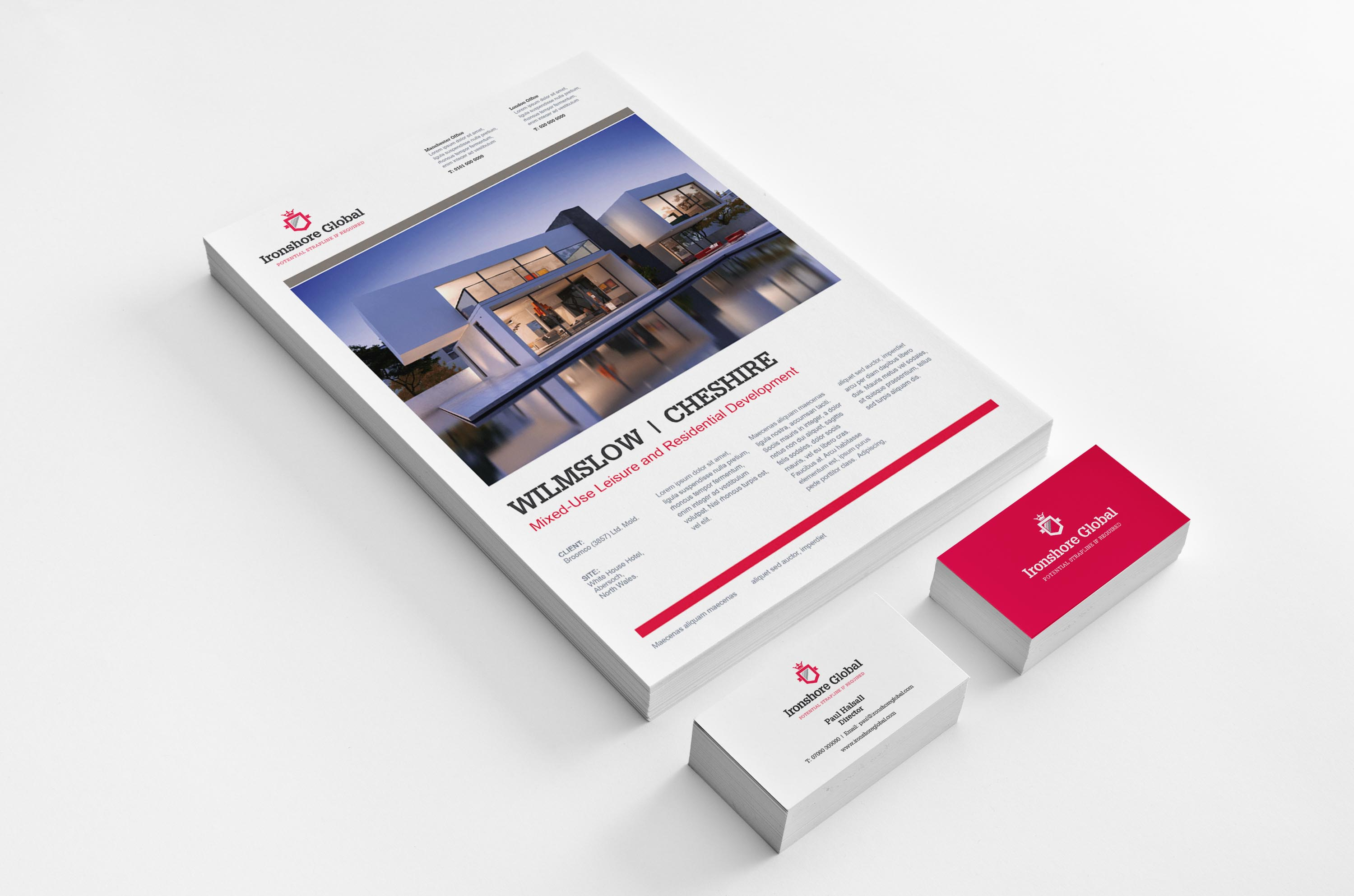 Property Details for Brochure
