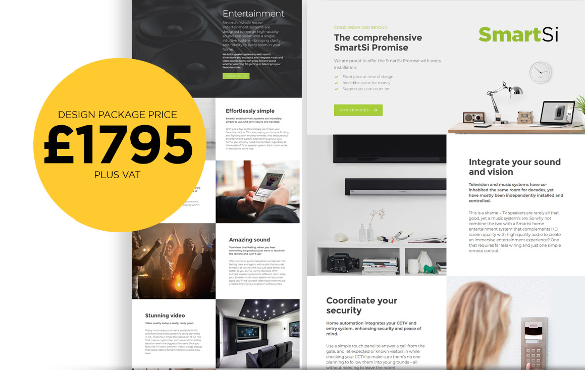 Start Up Business Design Package | Design Package For New
