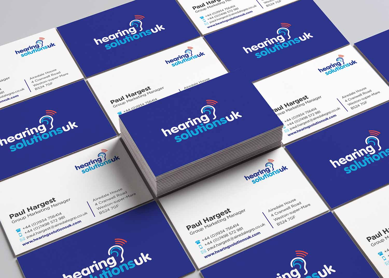 Business Card Design and Branding